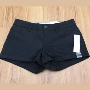 So Authentic American Heritage Black Shorts (NL)